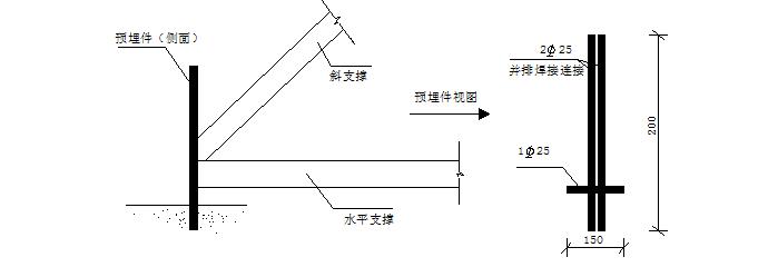 某广播电台业务用楼施工组织设计(200余页,包含图纸,内容丰富)_3