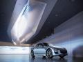 银色汽车3D模型下载