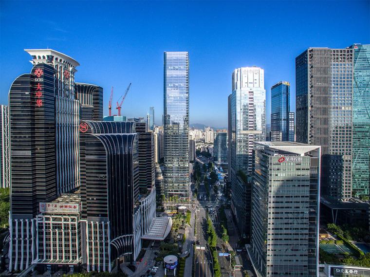 国际金融商务的皇庭大厦-2