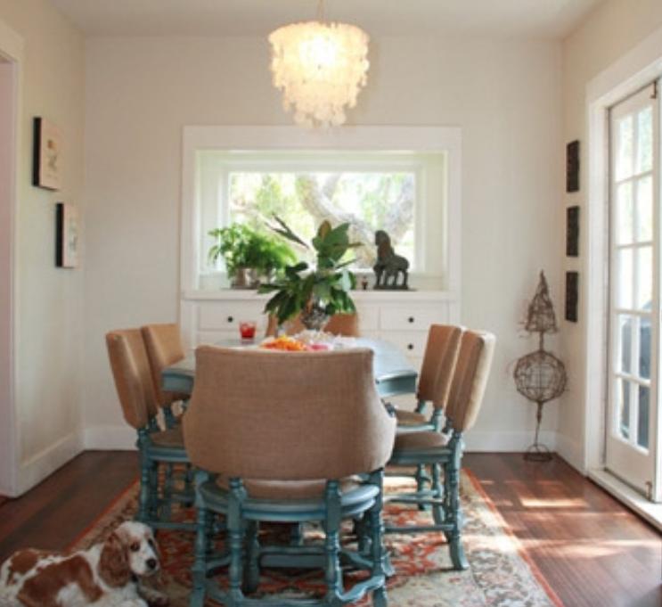 美国二居室吃货完美餐厨空间室内设计实景图
