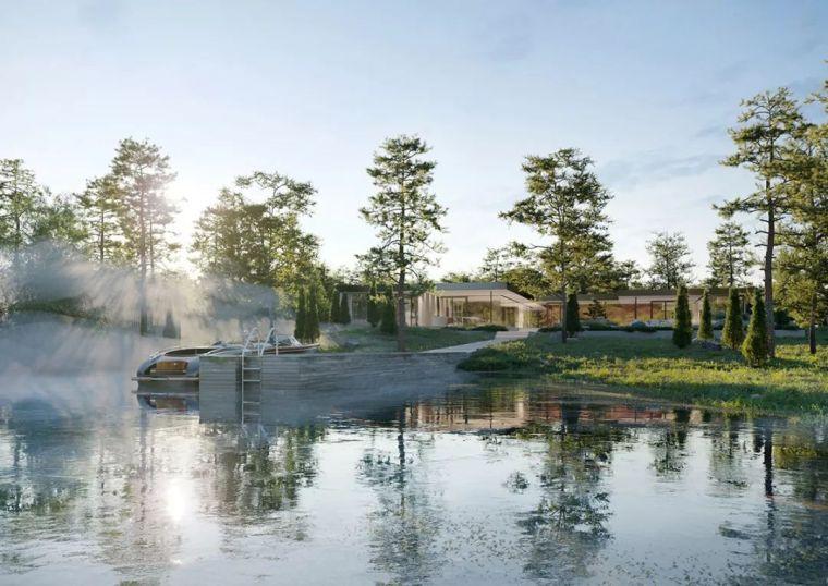 国外的超级别墅这样打造,美得令人沉思!_1