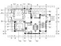 [上海]欧式风格双拼别墅CAD施工图(含效果图实景图、3D模型)
