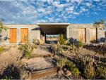 墨西哥荒漠上的住宅