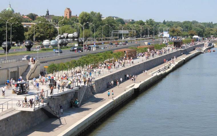 维斯瓦河滨河大道-3