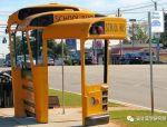 国外的一组创意公交车站设计!!!