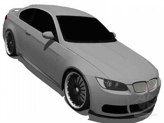 汽车SketchUp模型下载