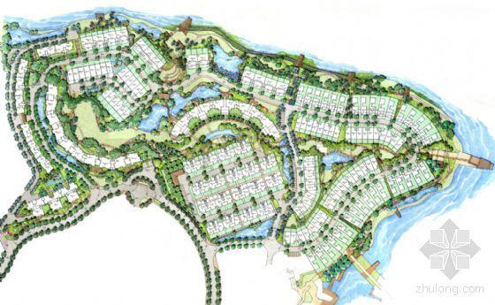 深圳小区景观设计文本全套