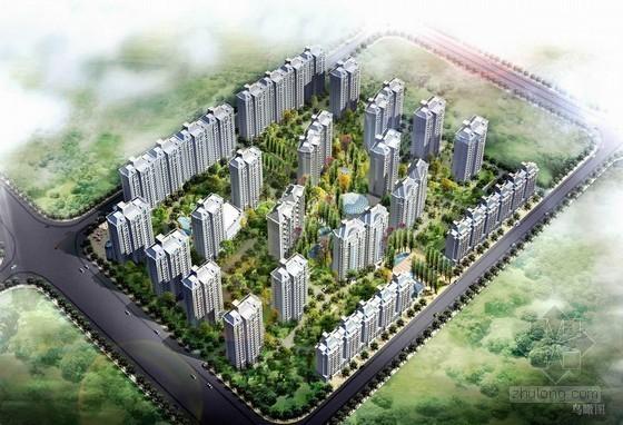 某大型房地产住宅电气施工图设计指导书