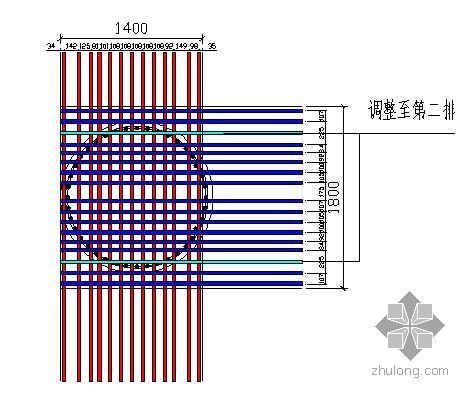 北京某火车站梁板、墙钢筋施工方案(直螺纹)