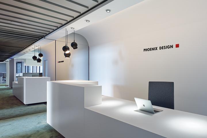 德国PhoenixDesign设计公司办公室