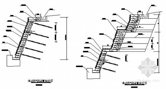 某护坡工程全套图纸(CAD)