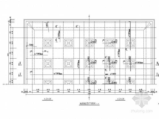 [河南]污水处理厂清水池结构施工图