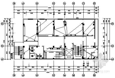 [越秀]社区医院电气施工图纸