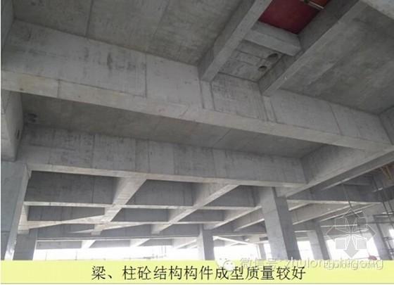 标杆地产工程施工质量检查亮点图片集锦