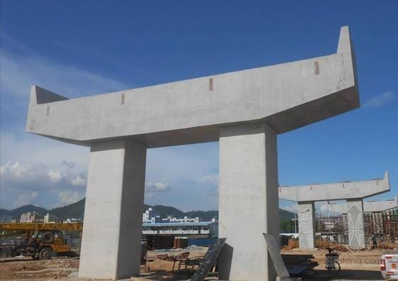 跨海特大桥多结构形式盖梁施工方案(124页 附CAD 大量表格)