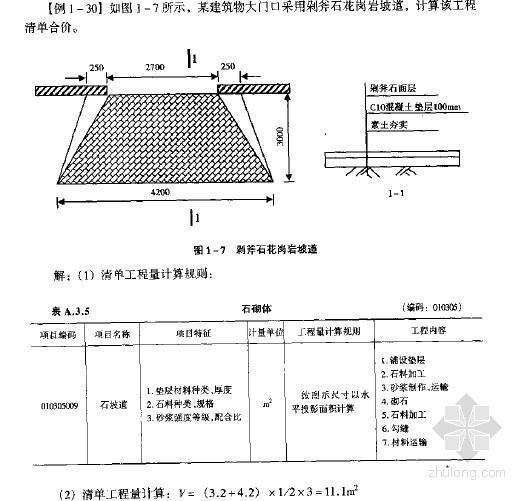 [新手必备]建筑安装工程量清单编制应用图解讲义(百例图解 468页)