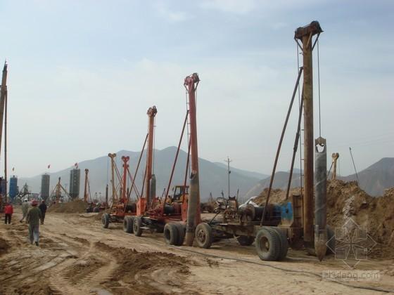 [中冶]DDC桩径尺寸和施工垂直度控制QC
