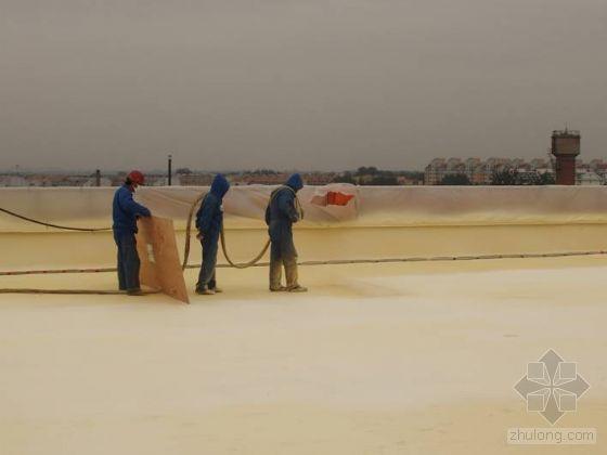 运用新型防水材料、提高屋面防水效果