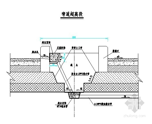 [河北]道路路基路面工程设计图