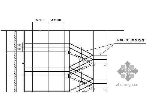 成都某高层住宅小区施工组织设计(18-24层 框剪结构 详图丰富)