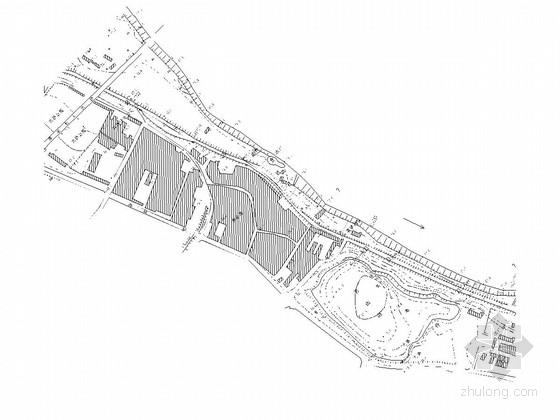 [重庆]大坝堤防加固工程施工图