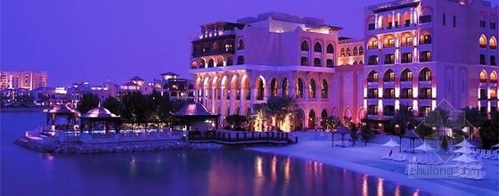 世界知名奢华酒店全套设计标准及设备选型850页(特级建筑 公认最佳酒店之一)