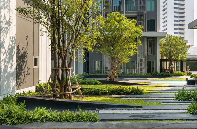 泰国Ceil公寓住宅景观设计_6