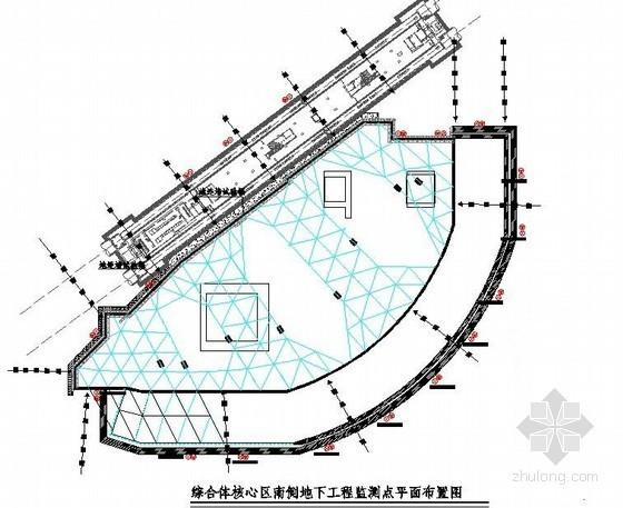 [杭州]基础及地下结构工程技术标(中标 2011年)