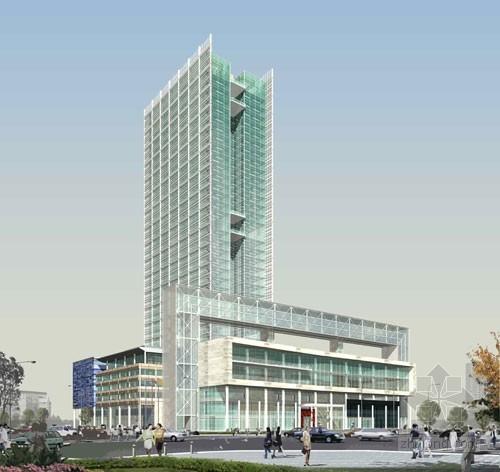 [广州]知名大厦空调风系统分项施工方案(VAV空调、空调自控系统)