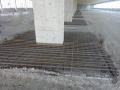 沿海吹填地区防不均匀沉降地面施工工法
