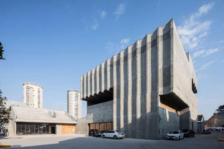 即时与即物的艺术 — 台州当代美术馆   大舍建筑