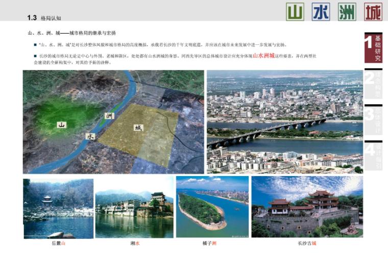 [湖南]长沙大河西先导区坪塘含浦片区城市设计