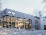 VRay for 3ds Max| Jeep 展馆雪景表现