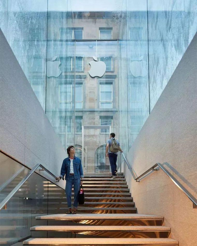 """苹果最新米兰旗舰店设计,被誉为""""欧洲最美苹果店""""_14"""