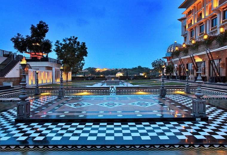 印度乌代布尔凯宾斯基酒店-6