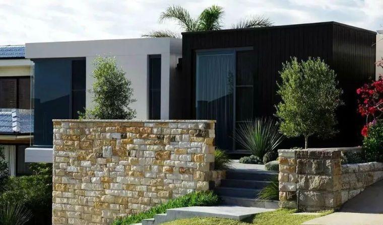 用心设计过的围墙,能让你家小院瞬间与众不同!_29