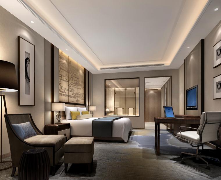 CCD--金华万达嘉华酒店概念设计方案文本