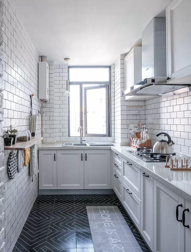 这样设计厨房,美观又实用,果断收藏~_2