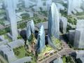 [成都]光华CITV超高层商业办公建筑设计方案文本