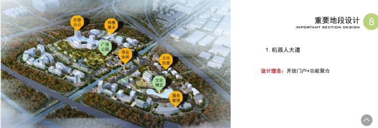 [浙江]杭州机器人旅游小镇规划设计(特色,休闲)C-11 重要地段设计