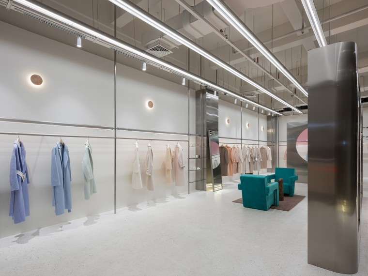 杭州WELLSKY女装店
