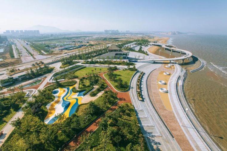 滨海文化聚集地|青岛蓝谷滨海公园