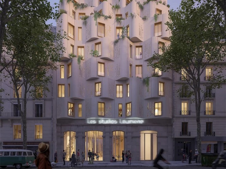 法国风琴式综合音乐中心