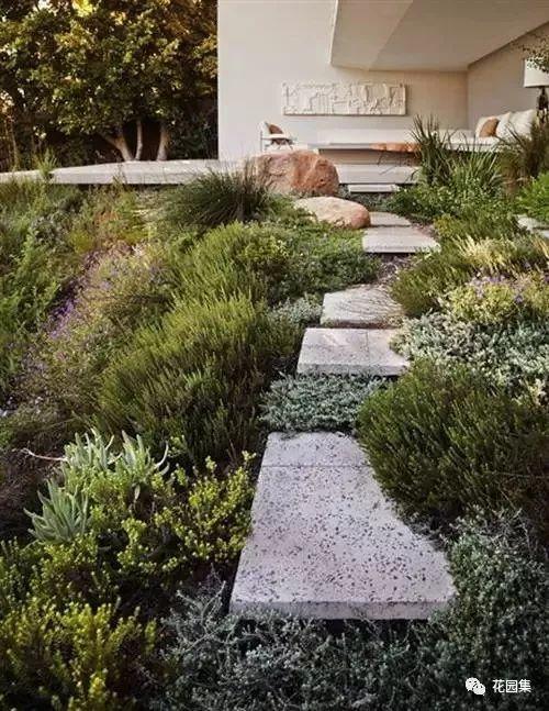 居住区与别墅庭院景观设计的差异_30