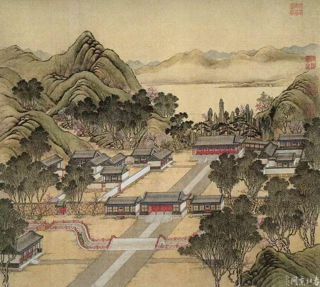景观设计须知:5分钟让你读懂中国园林!!_35