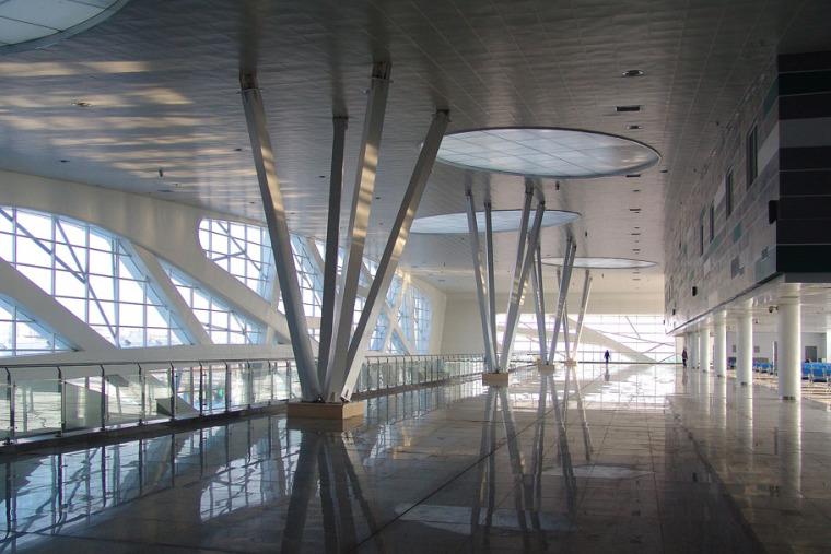 哈尔大庆滨公路客运枢纽站_8