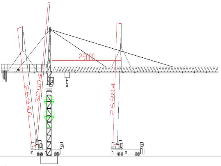 甘肃知名酒店TC7525塔吊安装专项施工方案