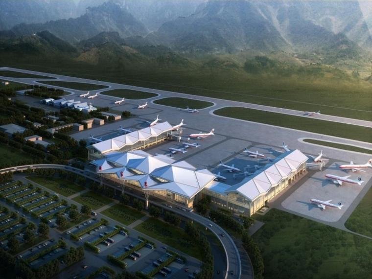 湖南机场BIM技术应用