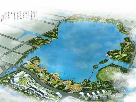 [浙江]自然生态型城市滨水景观规划设计方案