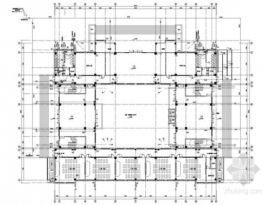 [安徽]职教中心教学综合楼及附属建筑给排水消防施工图